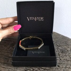 Vita Fede Jewelry - Vita Fede Mini Octagon Bracelet